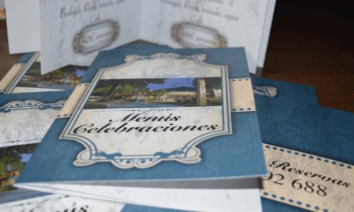 Libros grapados en Cantabria, Santander y Torrelavega. Diseñamos e imprimimos libros y folletos grapados. Pregúntenos, compruebe calidad y sorpréndase.
